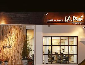 hair & face LA・pish(ラピッシュ)