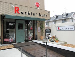 Rockin' hair